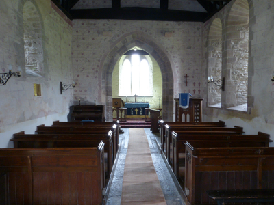 St Giles, Aston, Herefordshire