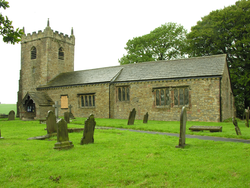 All Saints, Broughton, Yorkshire, West Riding