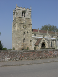St Helen, Skipwith, Yorkshire, East Riding
